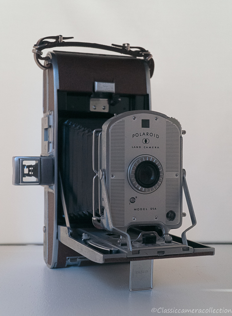 Polaroid Land Camera Model 95A