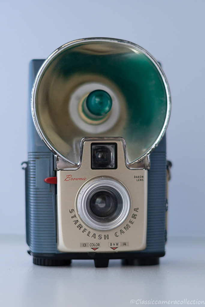 Kodak Brownie Starflash Blue