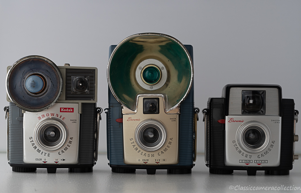 Kodak Brownie Star Serie