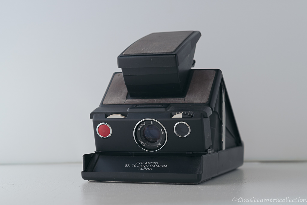 Polaroid SX-70 Alpha